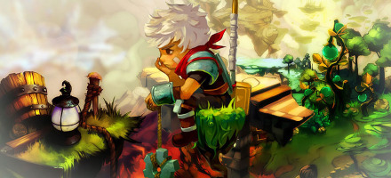 Hey! @ZQuill is giving out a #free #Bastion #Steam game Key for #Christmas Eve!